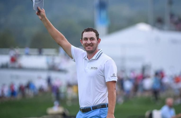 Steve Hummer: 'Patty Ice' Cantlay emerges as man to catch at Tour Championship