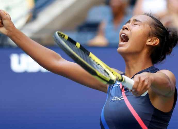 Tennis Phenom Leylah Fernandez Advances To U.S. Open Semi-Finals