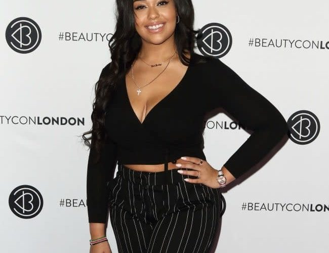 Jordyn Woods: Exercise saved me from depression