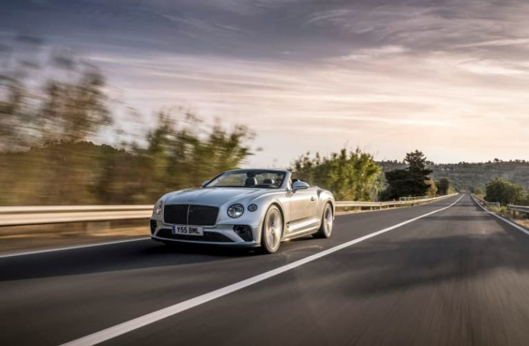 With 659 hp,Bentley's 'Speed'-badged Continental GTis indeed fast