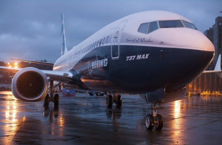 Boeing delivers 22 jets in August, 737 MAX 'white tails' nearly gone
