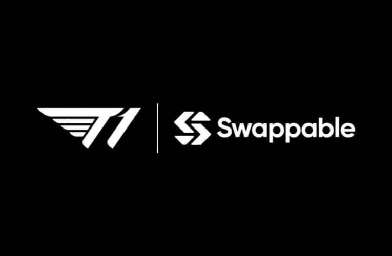 T1 launches NFT partnership with Swappable