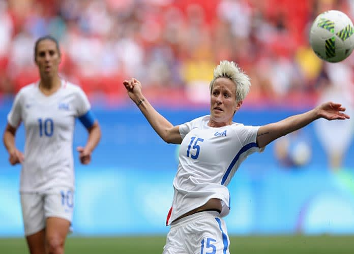 Woman's U.S. National Soccer Team Offered Same Contract Terms As Men's Team