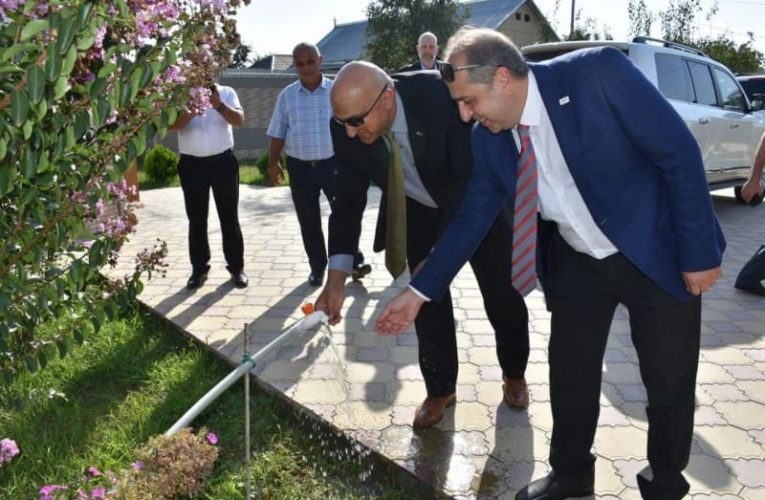 USAID supports citizen engagement in improving infrastructure in Balakan, Gakh and Zagatala