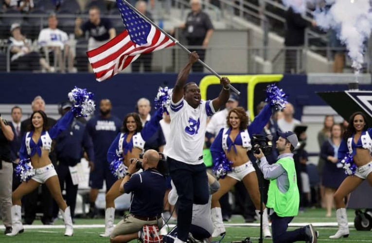 Mac Engel: NFL alums convene in Fort Worth to lobby for COVID shots over advice of Nicki Minaj