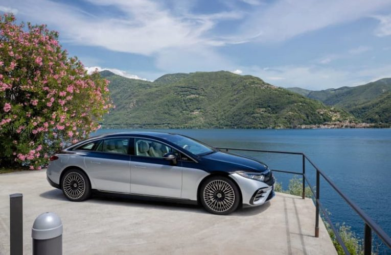 Road test:Mercedes strikes back at Tesla with electric EQSflagship