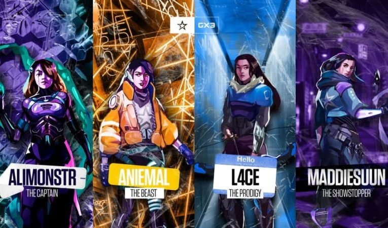 Inside Complexity's all-girl VALORANT team, GX3
