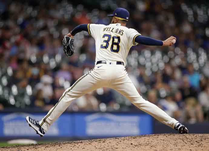Brewers' Devin Williams Fractures Pitching Hand After Punching A Wall