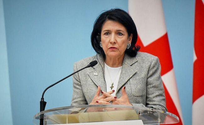 No presidential pardon for Saakashvili, Georgian President says