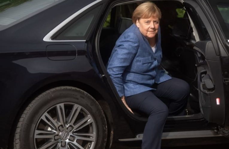 Merkel's heir as chancellor to get new bombproof Mercedes-Benz limo