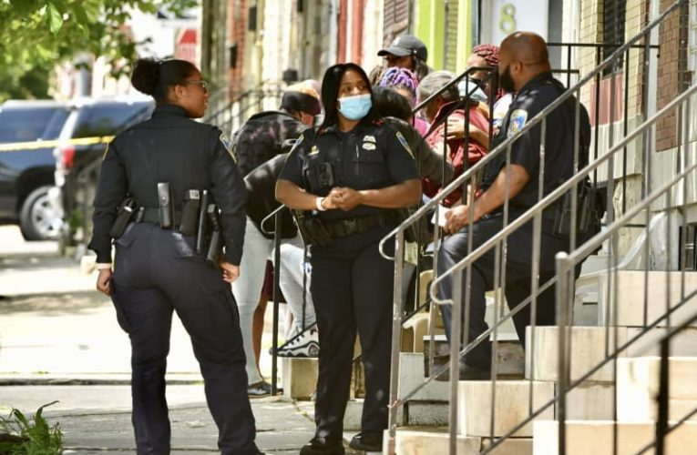 US sees highest jump in homicides in 100 years, CDC says
