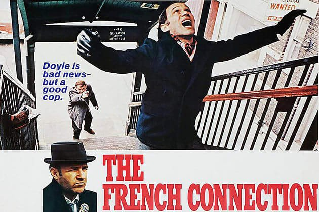 50 Years Ago: 'The French Connection' Helps Kick Off '70s Cinema