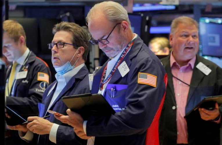 Stocks rally as stagflation fears, energy prices ease