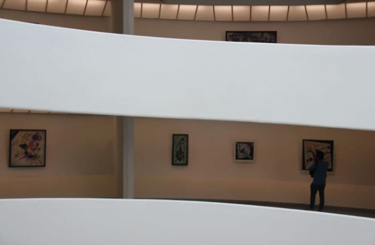Major Kandinsky exhibition begins in New York's Guggenheim
