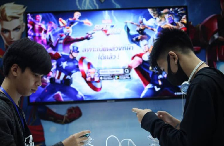 Gaming computer sales soar