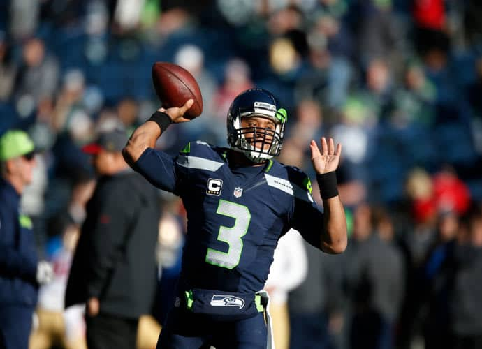 Russell Wilson Expected To Miss Eight Weeks After Suffering Finger Injury