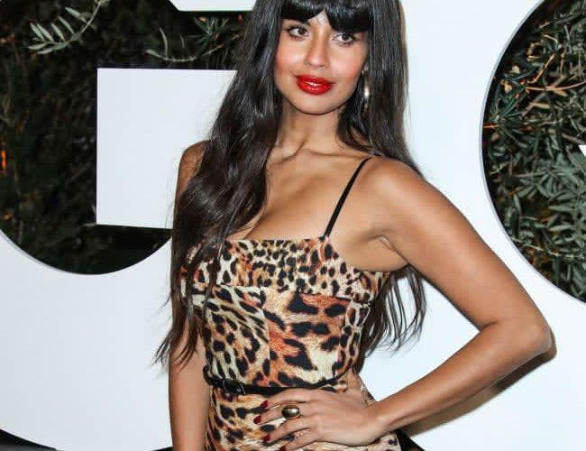 Jameela Jamil: I'm sick of the internet