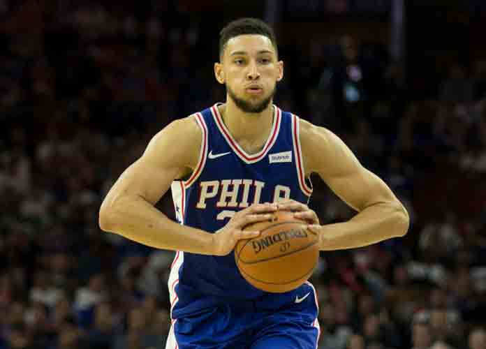 Ben Simmons Passes Physical & Meets With Sixers' Front Office