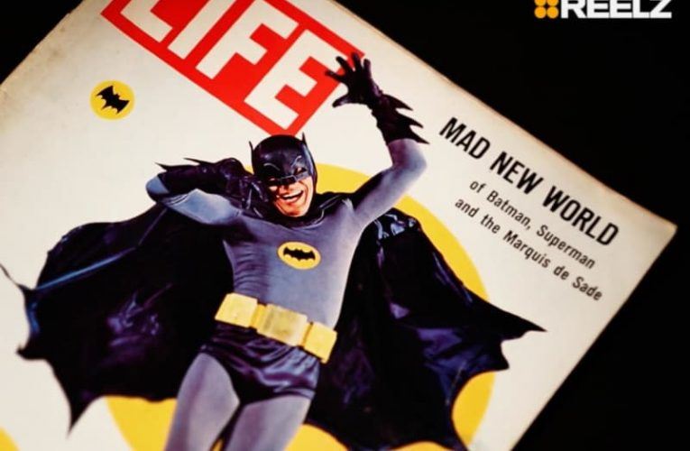 REELZ Explores 'Batman to Wonder Woman: TV's Favorite Superheroes' In New Documentary Featuring Exclusive Interview With Adam West