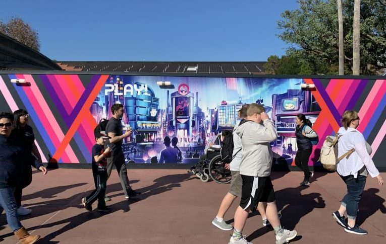 Disney Imagineers see a  of new possibilities in giving customers what they want