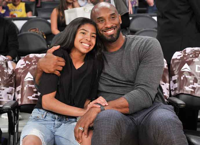 Vanessa Bryant Found Out About Kobe's Death Via Phone Notification