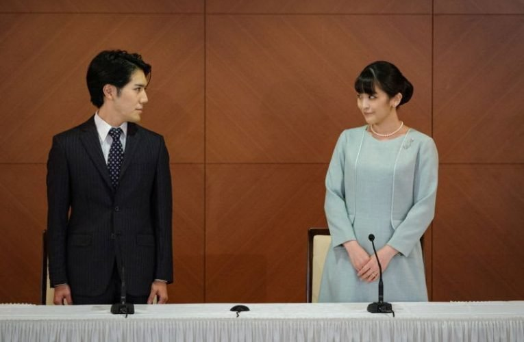 Japan's Princess Mako defies odds to marry college sweetheart, gives up title