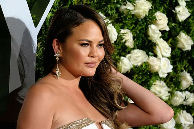 Chrissy Teigen Travels With Late Son's Ashes